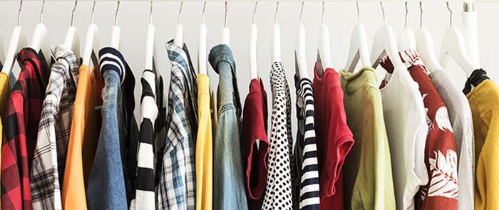 اصول نگهداری از لباس