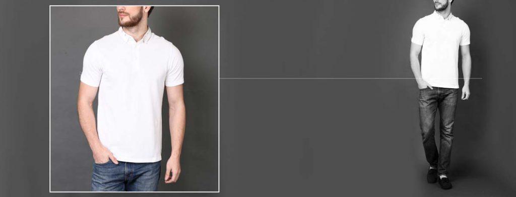 معرفی تی شرت یقه دار
