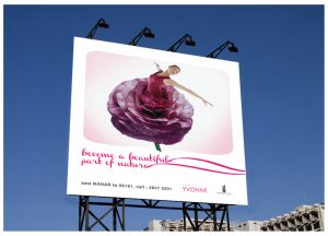 Environmental advertising