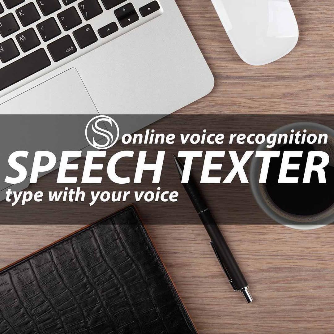 speechtexter