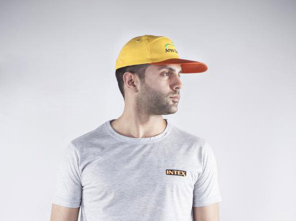کلاه نقابدار تبلیغاتی