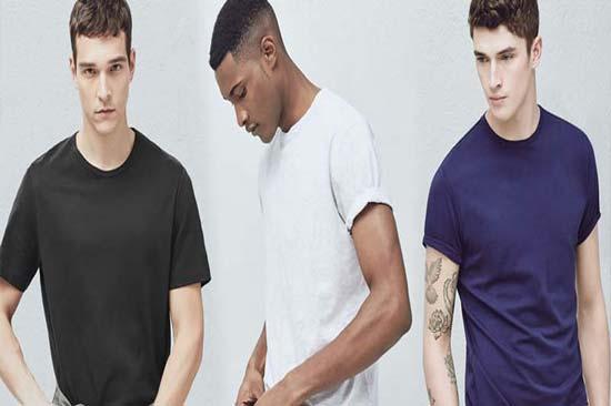 نحوه انتخاب تی شرت